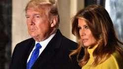 Coronavirus. Il presidente degli Stati Uniti Donald Trump e la first lady Melania positivi