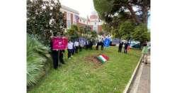 Inaugurati a Pescara i 'Giardini Norma Cossetto'