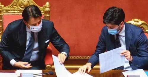 """Sfornando Dpcm e spazzando i problemi sotto al tappeto. """"Giuseppi"""" vivacchia grazie al virus"""