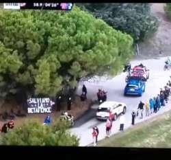 La Betafence al Giro d'Italia, iniziativa di sensibilizzazione