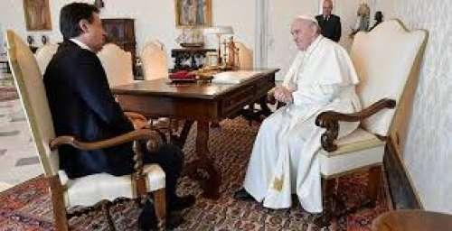 """Le furbizie di """"Giuseppi"""" e quelle di Bergoglio: ma se è così non c'è speranza!"""
