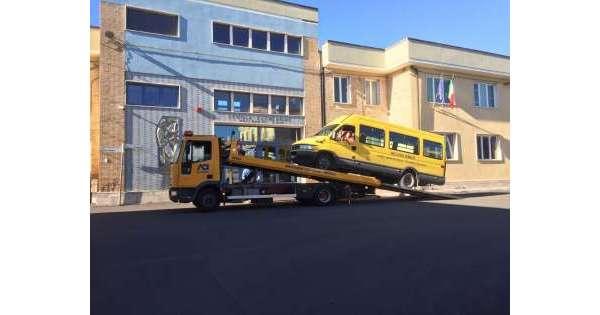 A Chieti lo scuolabus senza assicurazione