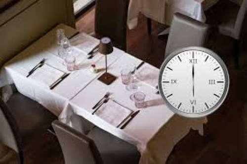 A Pescara chiudere i ristoranti alle 18 e' uguale a non aprirli affatto