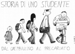 Altro che notte dei ricercatori: parte la contromanifestazione #lanottedeiprecari