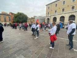 Sciopero nazionale dei metalmeccanici. In Abruzzo 4mila lavoratori in cassa integrazione