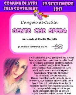 Rigopiano, in memoria di Cecilia ecco l'impegno (e la solidarietà) di J-Ax