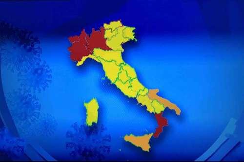 Un dpcm senza logica, colora l'Italia di rabbia!
