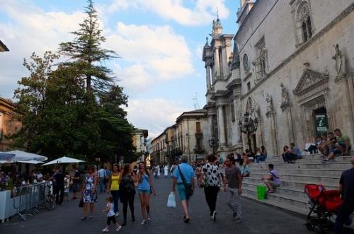 Sulmona, quel piano di rigenerazione urbana che Confcommercio non digerisce