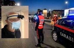 Carabinieri fermano medico dopo turno in ospedale: