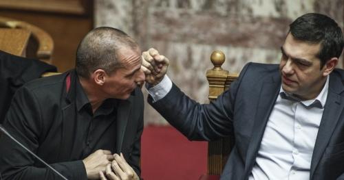 Tsipras, Varoufakis, Mitsotakis: dove sarà il futuro della Grecia?