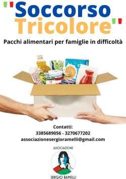 """Dall'associazione """"Sergio Ramelli"""" il """"Soccorso Tricolore"""" per le famiglie in difficoltà"""