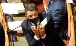 Le cose stanno cosi: o Conte perde la poltrona o Renzi perde la faccia!