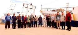 I 18 pescatori sono finalmente liberi...
