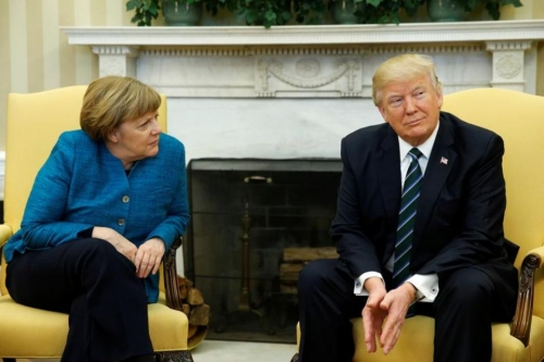 Merkel, Trump e la fine dell'Occidente