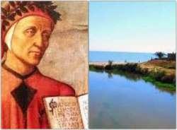 """Il fiume Tronto nella Divina Commedia. Quando Dante mise il fiume nel """"Paradiso"""""""