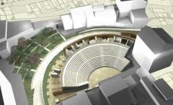 Teramo. Un referendum per l'area esterna al Teatro Romano