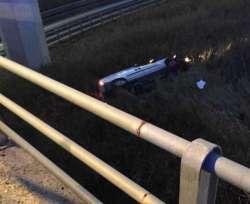 Tragedia sulla Teramo-Mare: coinvolti due mezzi appartenenti alla stessa ditta. Muore 24enne