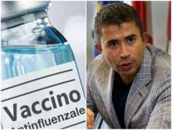 """Vaccini anti-influenzali, Paolucci: """"L'Abruzzo ha fallito"""""""