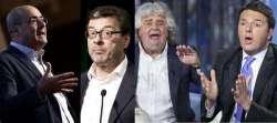 Il fallimento di Grillo, l'incapacità di Zingaretti, la tigna di Renzi, l'intuito di Giorgetti e...
