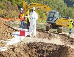 Bussi, frana la pseudo-strategia del Ministero dell'Ambiente: nuova dirompente relazione Arta