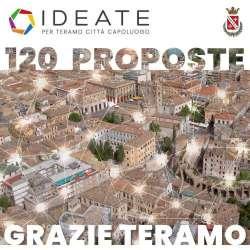 """""""IdeaTE"""": sono 120 le idee presentate per la città del futuro"""