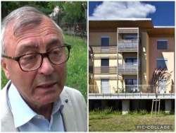 L'Aquila. De Santis contro l'Ater: ricostruzione ferma da 11 anni, inquilini pagano il doppio