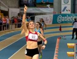 Arriva la prima convocazione in nazionale per Gaia Sabbatini