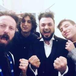 Il maestro Melozzi a Sanremo con i Måneskin e non solo