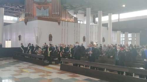 Inizia oggi l'anno giubilare: apertura della porta santa a San Gabriele