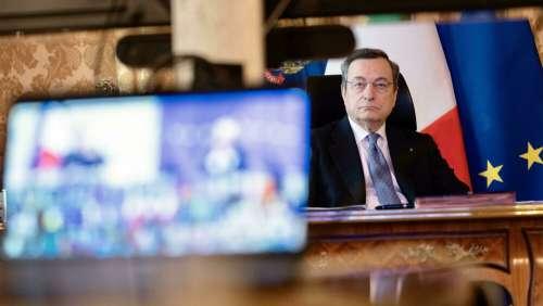 Asciutto e sobrio: Draghi indica priorità e criticità. E se il buongiorno si vede al mattino...