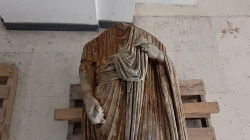 Nuovi antichi ritrovamenti archeologici a Teramo