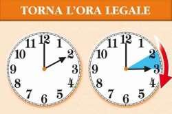 Ora legale: stanotte lancette avanti di un'ora. Sarà l'ultima volta?
