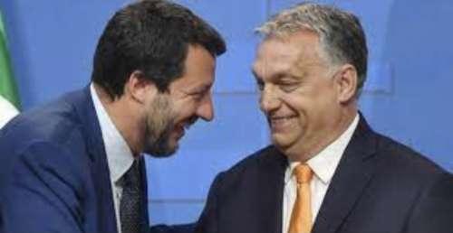 Salvini e quelle