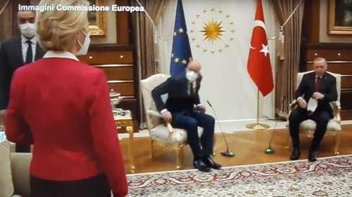 """L'Europa chiede:""""Colpa di chi?"""""""