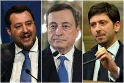 Occhio che tra Draghi e Salvini non c'è guerra. E neppure Speranza