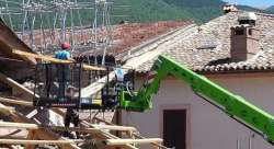 Abruzzo: 160 milioni di euro per la ricostruzione civile e sociale dei territori colpiti dal sisma
