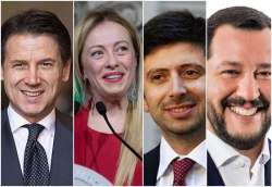 Giuseppe Conte domina il sondaggio politico: fiducia al 55%