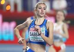 Gaia Sabbatini in lacrime: minimo olimpico a 3 centesimi sui 1500, ma Tokyo è quasi sicura
