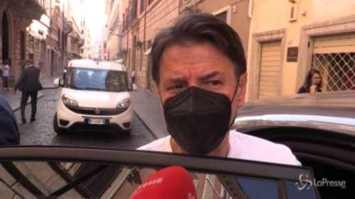 """VIDEO.Conte replica all'attacco di Grillo """"Svolta autarchica mortificazione per una intera comunità"""""""