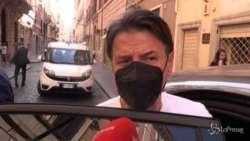 VIDEO.Conte replica all'attacco di Grillo
