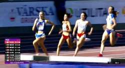 VIDEO. EuroShow: ORO per Gaia Sabbatini, l'atleta teramana è campionessa d'Europa