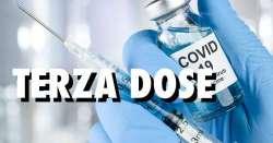 Vaccini Covid. Il 20 settembre si parte con la terza dose alle categorie fragili
