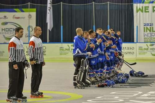 Roccaraso. Hockey Inline: Sfuma il bronzo per l'Italia ai mondiali