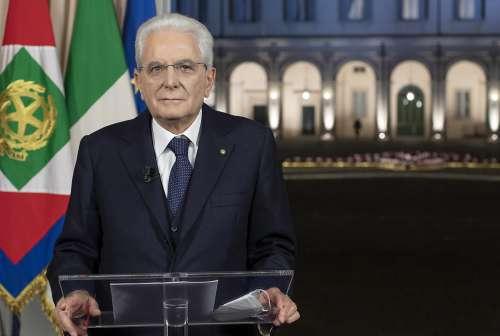 Il Presidente della Repubblica Sergio Mattarella è a Pescara per l'inaugurazione dell'Imago Museum