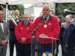 Spruzzi d'Abruzzo al Columbus Day e a Central Park