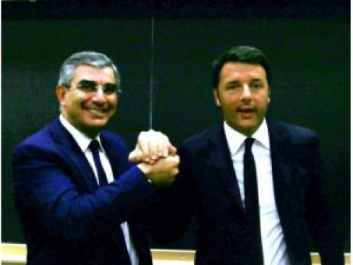 Dalfy candidato, il 19 arriva Renzi