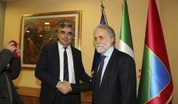 Zooprofilattico, D'Alfonso indagato: nel 2016 due denunce della Lorenzin per la nomina di Mattioli