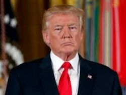 Usa: Trump nega commenti indelicati alla vedova del soldato Johnson