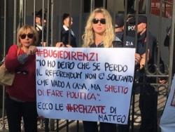 Robe da Matteo: ecco il dettaglio, passo dopo passo, della difficile giornata abruzzese di Renzi