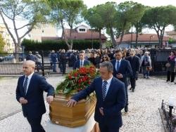 Chi c'era all'ultimo saluto a Piero D'Andreamatteo